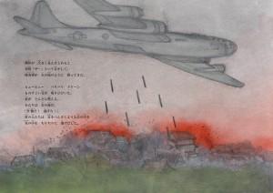 B29による雷山空襲